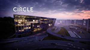 The Circle at Zurich Airport